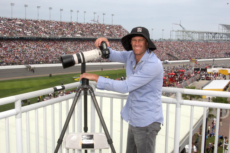 Daytona 500 Fancam: a technical feat